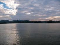 惠州西湖风景区的景色