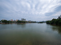 惠州西湖景色