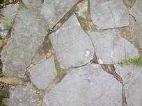 石头路面背景图