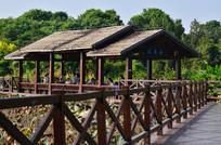 亭子古建筑风景