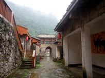 布依族村寨街道