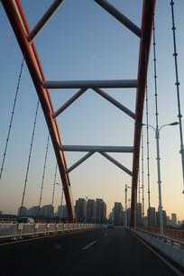 彩虹桥近景