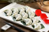 茯苓淮山虾肉饺