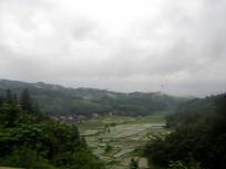 黎平县上黄村田园风光