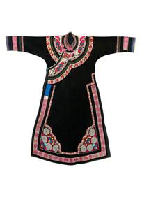 威宁诺苏支系女服