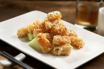 鲜果油条虾