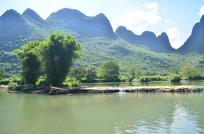 自然山水风景