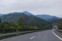 俯瞰高速路