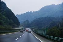 高速公路车流