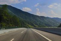 高速公路拍摄