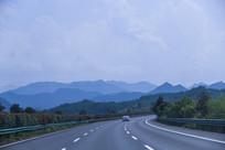 高速公路弯道
