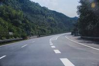 高速公路沿途