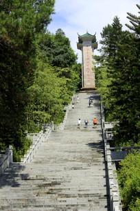 广西学生军抗日烈士纪念碑