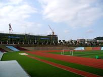 贵州省建设学校足球场