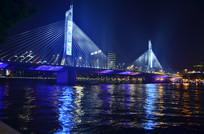 海印桥夜景