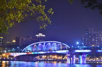 海珠大桥夜景