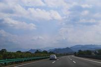 黄山高速风景