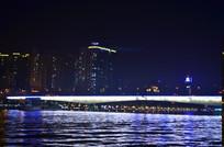江湾大桥夜景
