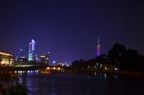 珠江夜景风光