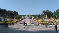 广州云台花园风景