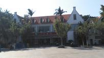 古典餐馆建筑图片