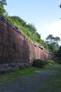 南丝绸之路经济带浮雕