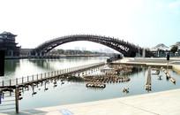 苏州木结构拱桥