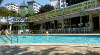 游泳池体育馆