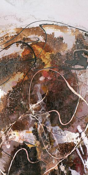 抽象艺术壁画