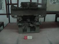 漢代建筑模型雕刻