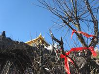 华藏寺下的幸运符