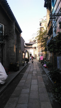 古屋街道小巷子