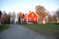 吕列尔红木屋