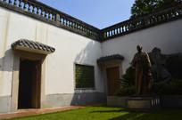 神农草堂王老吉创始人雕像