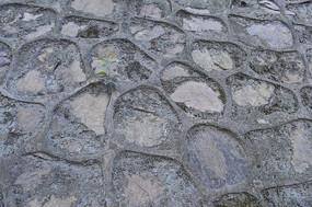 石材路面实拍背景图