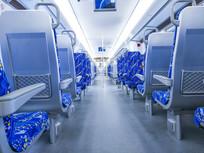 城际铁路车厢