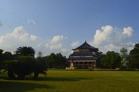 广州旅游景点孙中山纪念堂