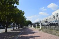 广州市园林机动车检测站景观