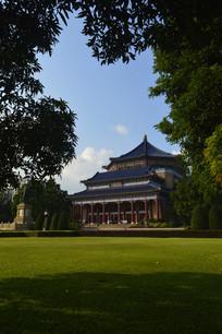 广州孙中山纪念堂标志性建筑