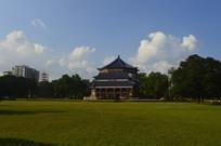 广州孙中山纪念堂风景