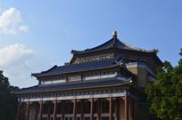 广州孙中山纪念堂宫殿式建筑
