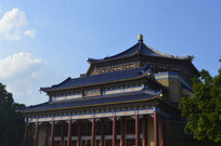 广州孙中山纪念堂主建筑