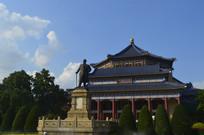 广州孙中山纪念堂主体建筑图片