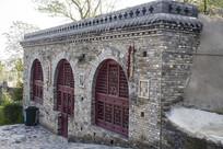 古建筑-窑洞