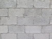 空心水泥砖墙平面背景