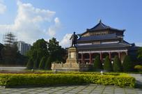 孙中山纪念堂主建筑图片