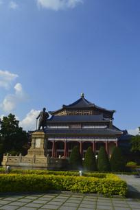 孙中山纪念堂主体建筑高清图