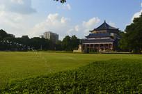 孙中山纪念堂主体建筑高清图片