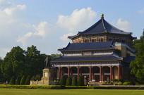 孙中山纪念堂主体建筑素材图