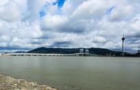 珠澳大桥风景